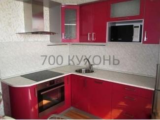Яркая угловая кухня  - Мебельная фабрика «700 Кухонь»
