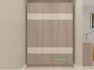 Шкаф распашной 3 створки ШРЗ 2 - Мебельная фабрика «Ваша мебель»