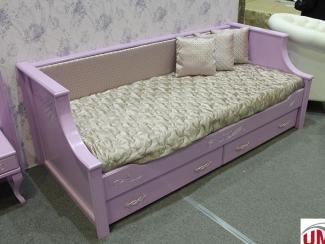 Мебельная выставка Краснодар: Кровать - Мебельная фабрика «АСТ-мебель»
