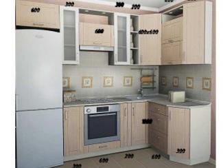 Кухонный гарнитур прямой Вега 10