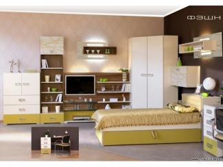 Детская Фэшн - Мебельная фабрика «Янтарь»