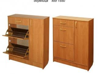 Обувница 1550 - Мебельная фабрика «Мебелин»