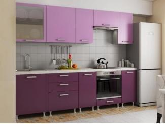 Кухня прямая Азалия комплектация 2 - Мебельная фабрика «Алсо»