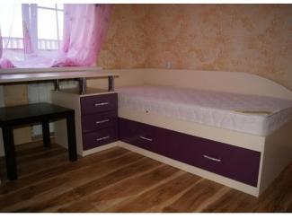 Кровать детская - Мебельная фабрика «Альфа-Мебель»