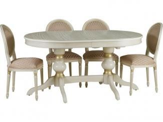 Стол Орлеан-4 - Мебельная фабрика «КЛМ-мебель»