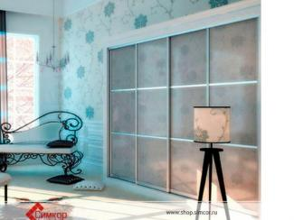 Шкаф-купе 4-х створчатый - Мебельная фабрика «Симкор»