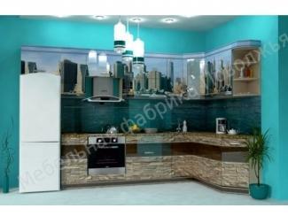Кухня KF 006 - Мебельная фабрика «Поволжье»