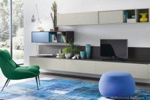 Гостиная под телевизор Вита - Мебельная фабрика «Триана»