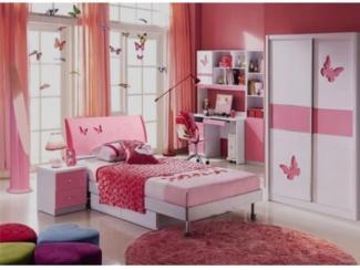 Детская Piccola - Импортёр мебели «МиК Мебель (Малайзия, Китай, Тайвань, Индонезия)»