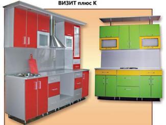 кухонный гарнитур Визит К - Мебельная фабрика «Киржачская мебельная фабрика»