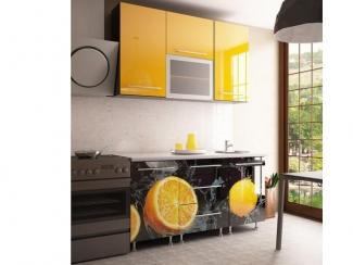 Кухонный гарнитур прямой Цитрус - Мебельная фабрика «Версаль»
