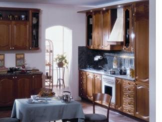 Кухонный гарнитур прямой LUNA