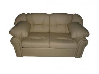 Бежевый диван Нега