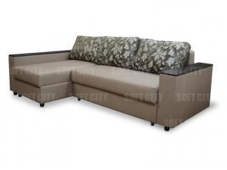 Угловой диван Баккара 2/5 - Мебельная фабрика «Soft city»