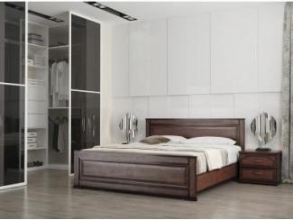 Кровать Стиль 2 - Мебельная фабрика «СВ-стиль»