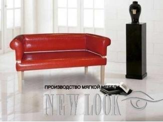 Диван кожаный Андорра  - Мебельная фабрика «New Look», г. Санкт-Петербург