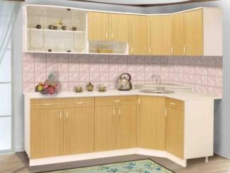 Кухонный гарнитур угловой Бук - Мебельная фабрика «Росток-мебель»
