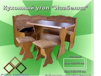 Кухонный уголок Изабелла - Мебельная фабрика «Сура-Мебель»