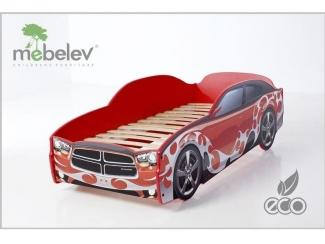 Кровать-машина Додж-М  - Мебельная фабрика «МебеЛев», г. Набережные Челны