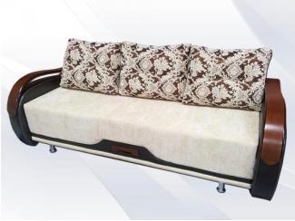 Классический Диван прямой ЕК-3  - Мебельная фабрика «Династия»