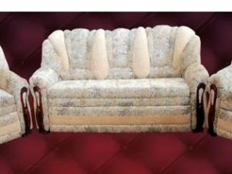 диван прямой Тюльпан