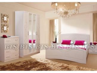 Спальный гарнитур Лилия - Мебельная фабрика «BTS»