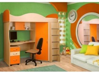Детская Улыбка 1 - Мебельная фабрика «Лира»