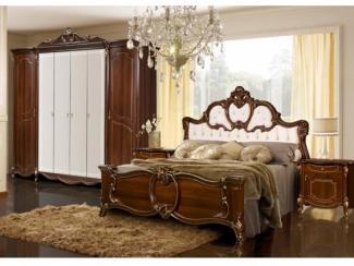 Спальня Лорена 1Д1 - Мебельная фабрика «Слониммебель», г. Слоним