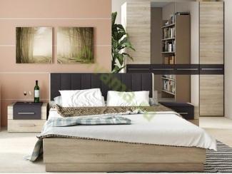 Оригинальная спальня Алисия - Мебельная фабрика «Фиеста-мебель»