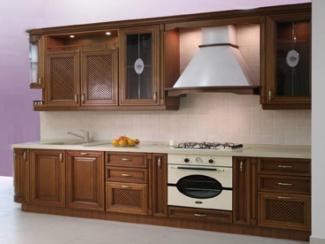 Кухня прямая 17 - Мебельная фабрика «ДСП-России»