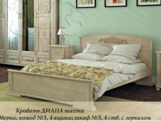 Кровать Диана - Мебельная фабрика «Каприз»