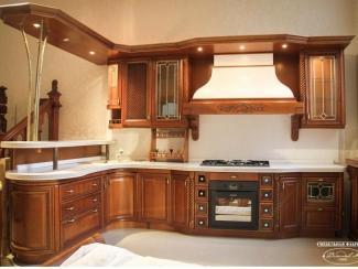 Кухонный гарнитур угловой Грация - Изготовление мебели на заказ «Демидов А.», г. Краснодар
