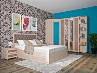 Спальный гарнитур с большим шкафом - Мебельная фабрика «Нижнетагильская мебельная фабрика»