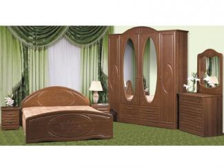 Спальный гарнитур Жаклин - Мебельная фабрика «Северная Двина»