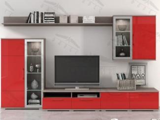 Гостиная стенка Freestyle-7 - Мебельная фабрика «Фарес»