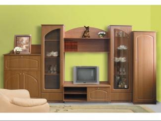 гостиная стенка Мираж - Мебельная фабрика «Долес»