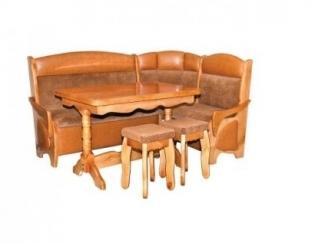 Обеденная группа Брабус комбинированный - Мебельная фабрика «Венеция»