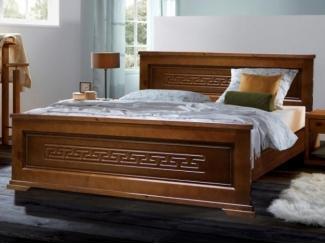Деревянная кровать Соня 14