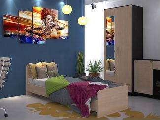 Детская спальня Стенли - Мебельная фабрика «НК-мебель»
