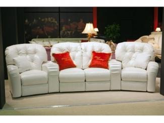 Диван Анжу для домашнего кинотеатра - Мебельная фабрика «Record Bedding»