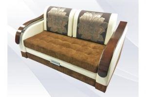 Прямой диван Лидер 3/2 - Мебельная фабрика «Династия»