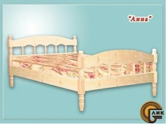 Кровать Анна - Мебельная фабрика «Лик»