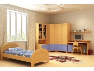 Детская Финн - Мебельная фабрика «Lasort»