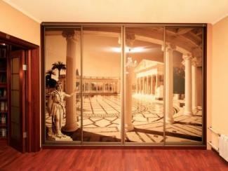 Шкаф-купе - Мебельная фабрика «Симбирский шкаф»