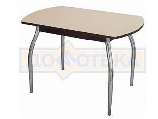 Стол со стеклом Чинзано ПО-1 - Мебельная фабрика «Домотека»