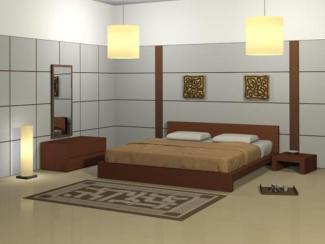 Спальный гарнитур - Мебельная фабрика «Оливин»