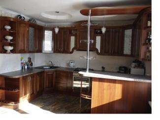 Угловая классическая кухня - Мебельная фабрика «НКМ»