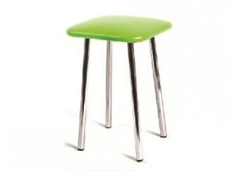 Табурет с мягким сиденьем Тополь  - Мебельная фабрика «12 стульев»
