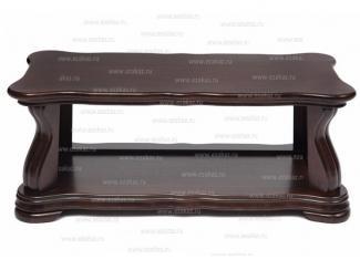 Столик из натурального дуба Гольцмаер - Мебельный магазин «Тэтчер»