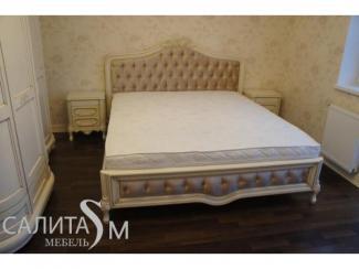 Спальный гарнитур Екатерина - Изготовление мебели на заказ «Салита», г. Калининград